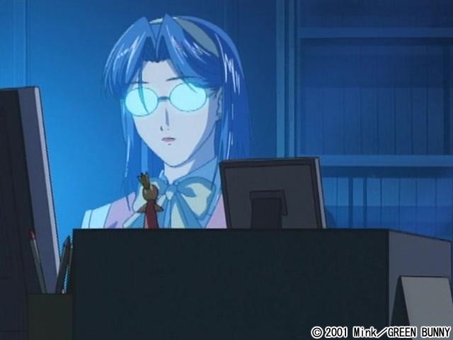 【二次エロ】ランジェリーズ Office2〜敏欲の千紗〜【アニメ】のエロ画像1枚目