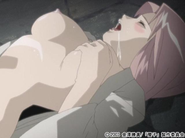 【二次エロ】螢子 第三夜「淫」【アニメ】のエロ画像1枚目