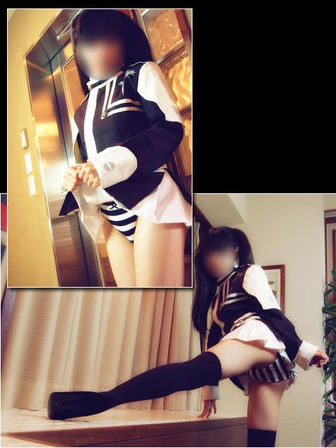DokiX2リ●リー超★ミニスカート