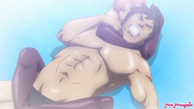 【二次エロ】FIGHTING OF ECSTASY Vol.1「女格闘家散華」【アニメ】のエロ画像1枚目