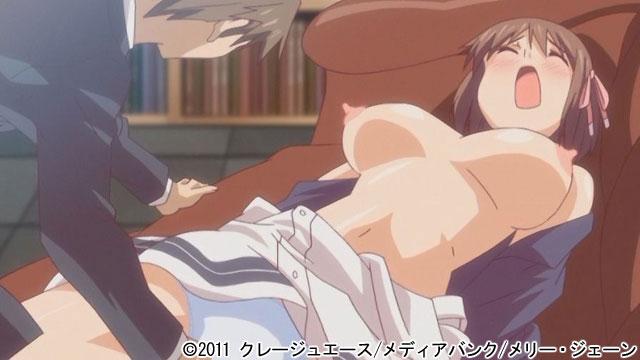 【二次エロ】箱入少女−Virgin Territory−上巻 理想のお嬢様【アニメ】のエロ画像 No.5