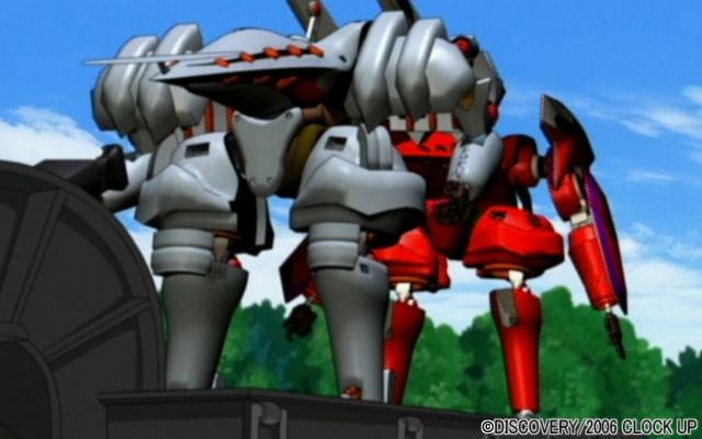 【二次エロ】ジオグラマトン ACT-1 燃える!お台場【アニメ】のエロ画像 No.8