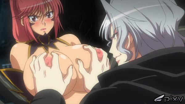 【二次エロ】Tentacle and Witches 第3話 アイゼン=ファウストの罠【アニメ】のエロ画像 No.6