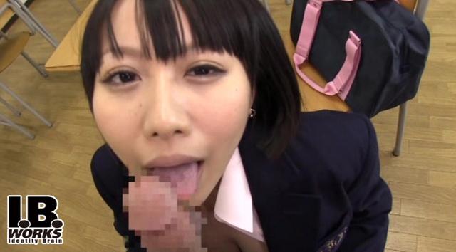【エロ動画】孕ませたい可愛い巨乳下級生 前田優希のエロ画像1枚目