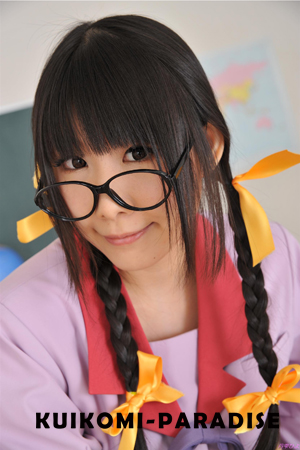 KUIKOMI-PARADISE 09 羽川翼