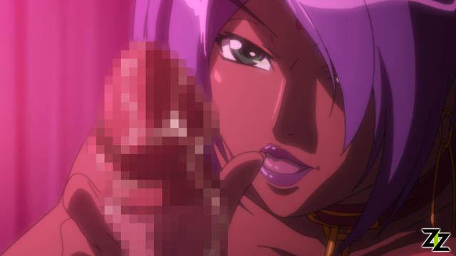 【二次エロ】鋼鉄の魔女アンネローゼ 01 魔女の従者:Witchslave【アニメ】のエロ画像1枚目
