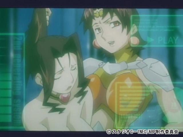 【二次エロ】エンジェルブレイド パニッシュ1【アニメ】のエロ画像1枚目