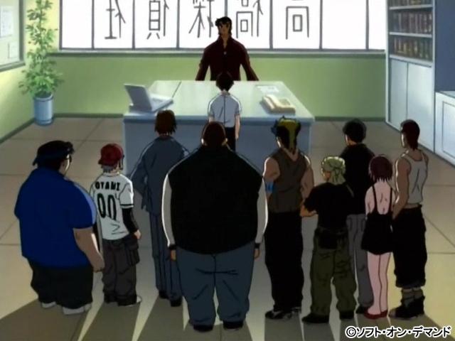 【二次エロ】痴漢十人隊 THE ANIMATION 2 〜痴漢十人隊見参!!〜【アニメ】のエロ画像1枚目